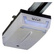 Автоматика FAAC D600 для секционных ворот площадью до 9 кв. и высотой до 2,62 м