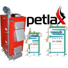 Твердотопливный котел длительного горения Petlax EKT-1 31 Квт
