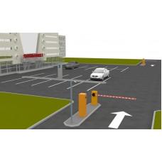 Платные паркинги для ТРЦ и БЦ