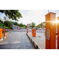 Полуавтоматический парковочный комплекс