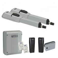 Комплект автоматики FAAC 415 для распашных ворот