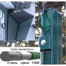 Столб заборный 2500мм