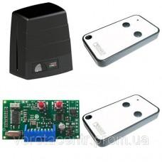 Комплект электропривода для откатных ворот Roger KIT BM30/300/HS