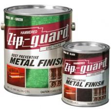 Краска по металлу Zip Guard Гладкая белая 0,946 л.